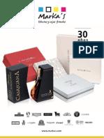 Catálogo Markas 2012