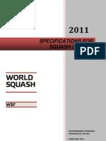 Spek Squash 2012