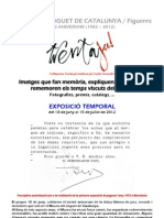 Museu Joguet Catalunya - 30è aniversari