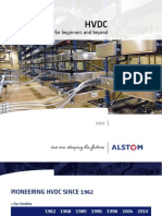 ALSTOM HVDC for Beginners and Beyond