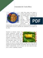 Gastronomia de Costa Rica