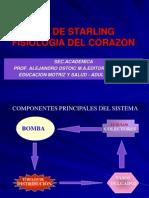 Ley de Starling y Flujo Sanguineo, PDF 2012