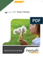 Keyhealth Marketing Brochure 2012 Final