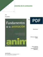 Fundamentos de La Animacion - Pauls Wells