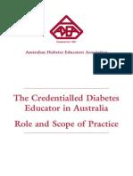 Diabetic Nurse Educators