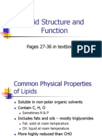 01 Structure of Lipids