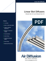Linears Lot Diffuser