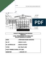 HBPE2203 Ujian, Pengukuran Dan Penilaian