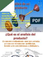El Analisis Del Producto Power Point Alarcon, Armola, Escalante
