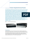 Cisco 2901 Router Datasheet