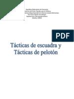 Tacticas de Escuadra y Tacticas de Peloton