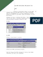 Creating a Working SREC Bootloader SDK Project for Version 12