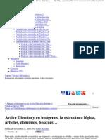 (Active Directory en imágenes, la estructura lógica, árboles, dominios, bosques... _ Soporte Técnico Informático)