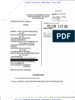 Trevino Indictment