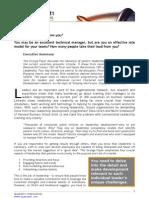 Leadership Orange Paper