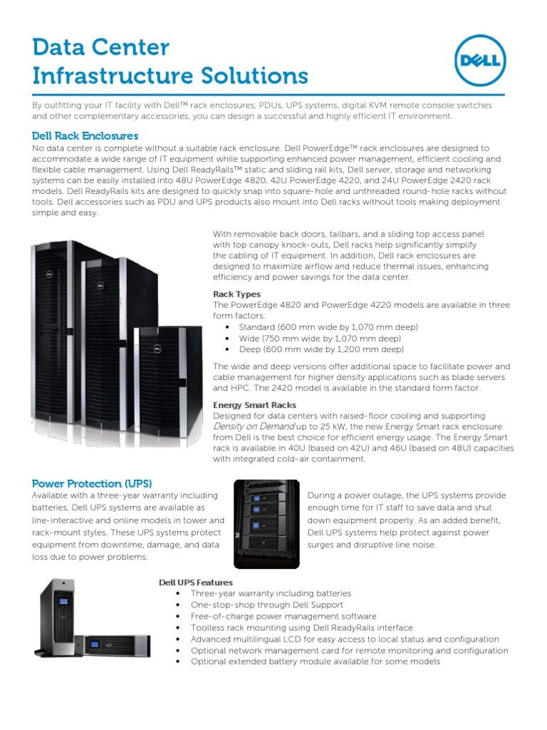 Dell 1082DS Console   Data Center   Network Switch