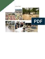karangan banjir