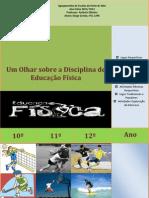 Importância da disciplina de Educação Física no Ensino Secundário