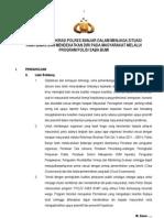 Reformasi Birokrasi Polres Banjar Dalam Menjaga Situasi Kamtibmas Dan Mendekatkan Diri Pada Masyarakat Melalui Program Polisi Saba Bumi (Psb)