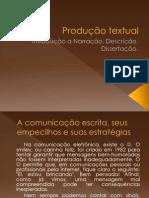 Produção textual 1oA