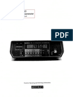 Keithley 485 Picoammeter Manual