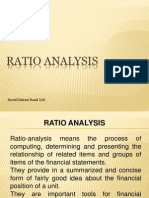 Ratio Analysis Bank Class