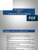 5perception and Decision Making