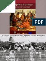 Yoquinaunarone - Presentación del libro Pigasipiedie ijí yoquijoningai