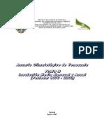 Anuario climatológico de Venezuela 1970 - 2000