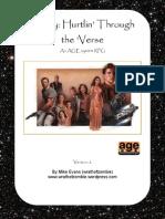 Firefly Hurtlin Through the Verse v2