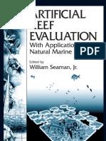 Artificial Reef Evaluation