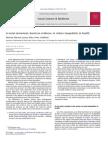 A social movement, based on evidence, to reduce inequalities in health Michael Marmot, Jessica Allen, Peter Goldblatt