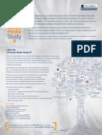 Social Media Study II - factsheet