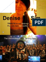 Denise Tribute