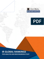 Tailored Study - Peer Analysis Benchmark Report