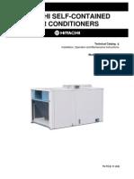 Technical Catalogue-RUA-4AT3S to RUA10AT3S
