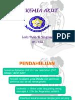 Leukemia Presentasi