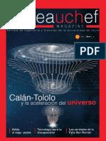 Beauchef Magazine, Edicion 02, Primer Semestre 2012