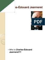 Charles-Édouard Jeanneret_presentation
