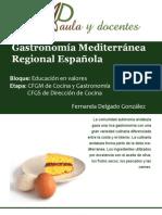 Gastronomia Mediterranea Española