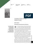 Paul Virilio - Democracy of Emotion