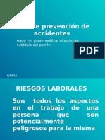 plandeprevenciondeaccidentes1-100710111422-phpapp01