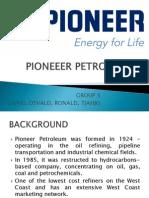Pioneer Petroleum