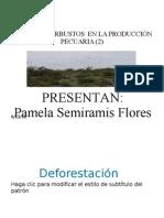 Arboles y arbustos en la producción pecuaria 2