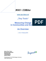NGO Ideas Tiny Tools-Handout[1]