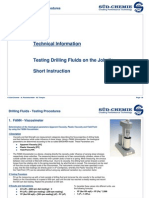 Sud-ChemieTesting Procedures - En