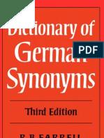 German Dictionary Synonym
