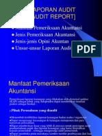 Laporan Audit