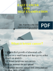 Breast Cancer and Self Assesment