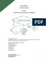 Guia de Instalación de aire comprimido